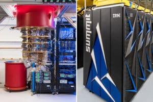 Google quantum computers