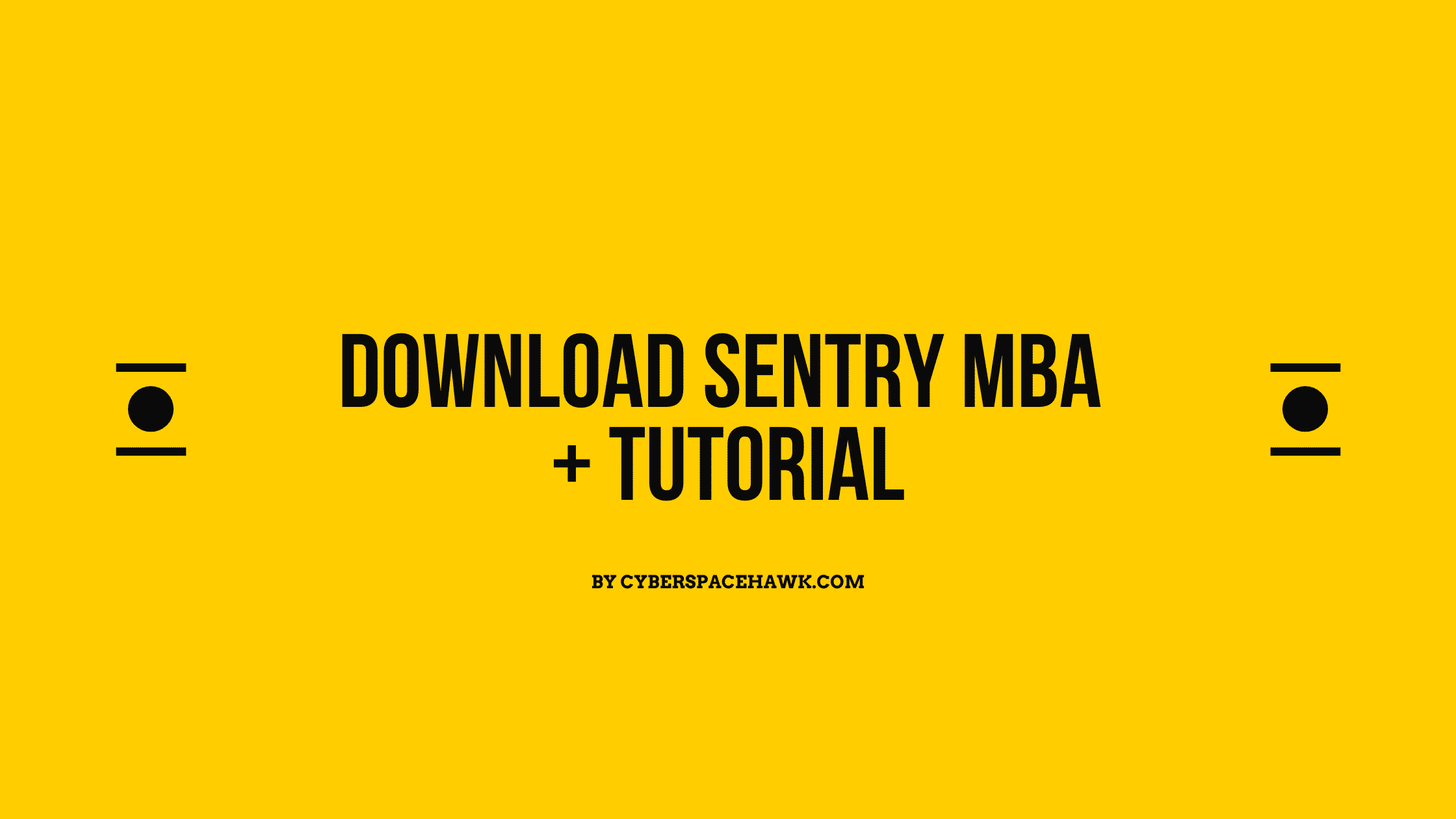 Sentry mba 1.5.0 download