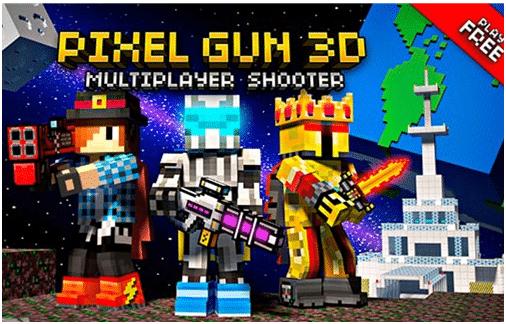 Pixel-Gun-3D-Mod-Apk