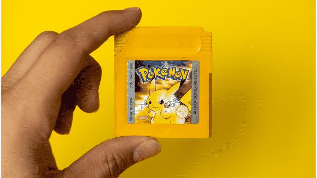 3ds games Pokemon