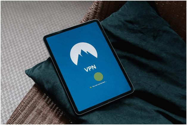 VPN enabled  for library genesis proxy