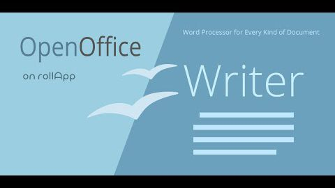 Openoffice Writer on rollApp