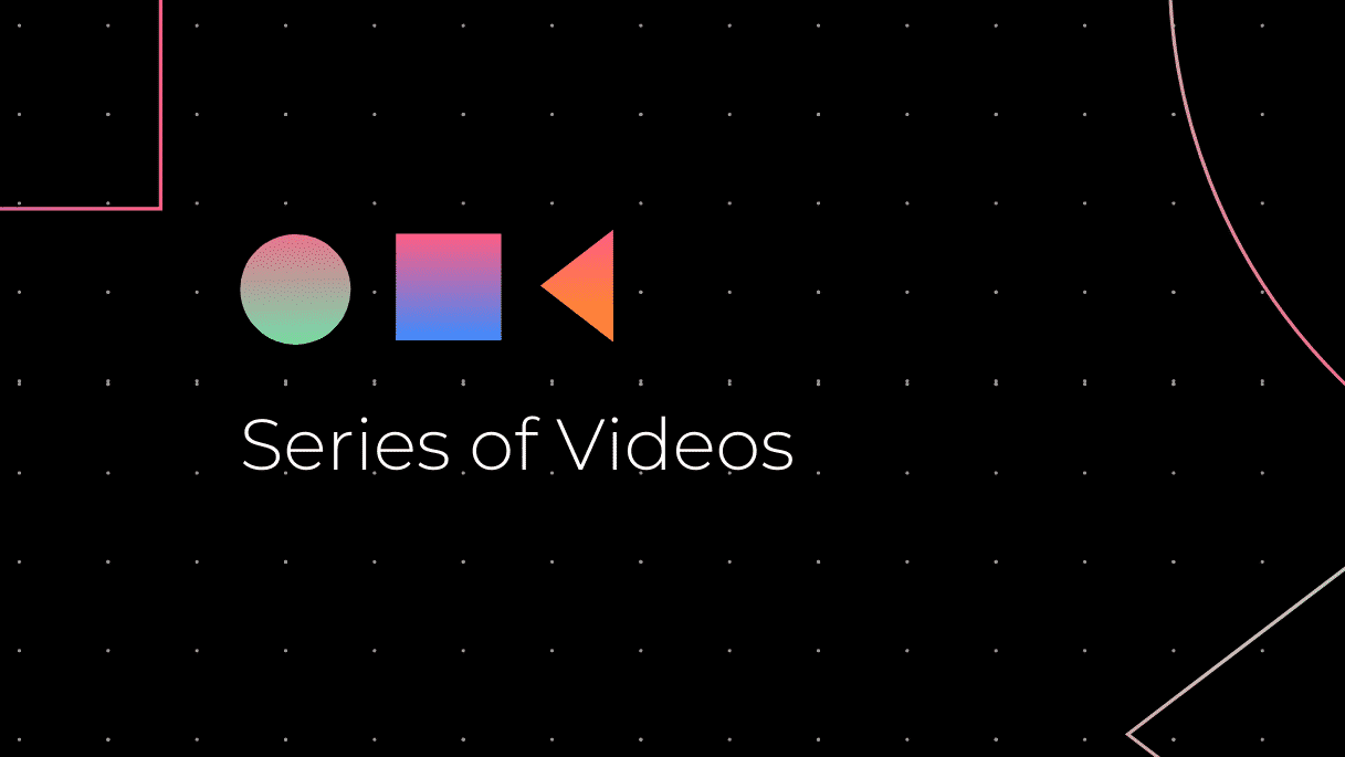 series-of-video
