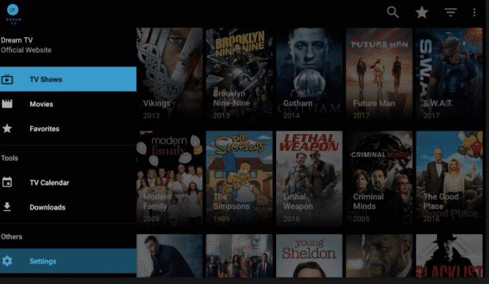 dream tv apk