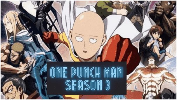 One Punch Man Season 3